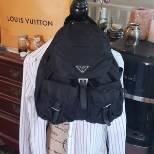 Prada small backpack